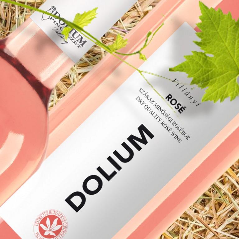 Dolium Villányi Rosé