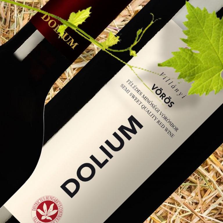 Dolium Villányi Vörös Félédes